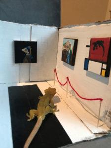 Life Imitates Art Imitates...Geckos?