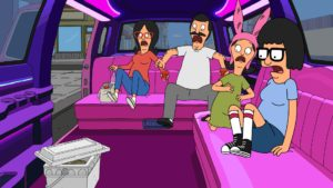 """Trippin' On Reptiles with """"Bob's Burgers"""""""